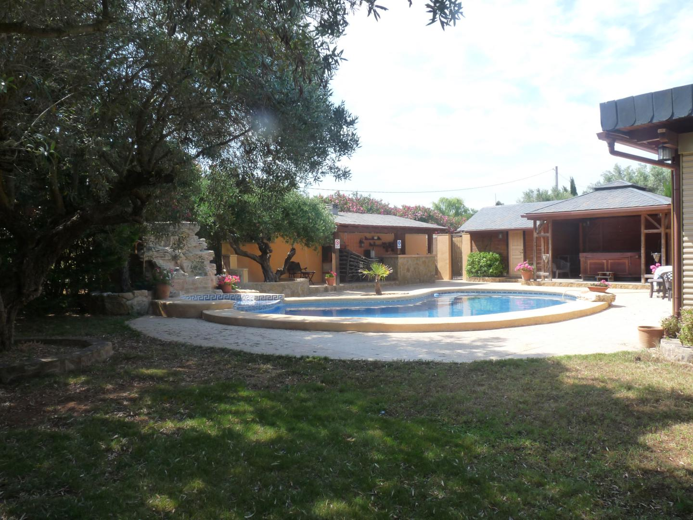 Complex Rural en Venda a Benicolet – Ref:312