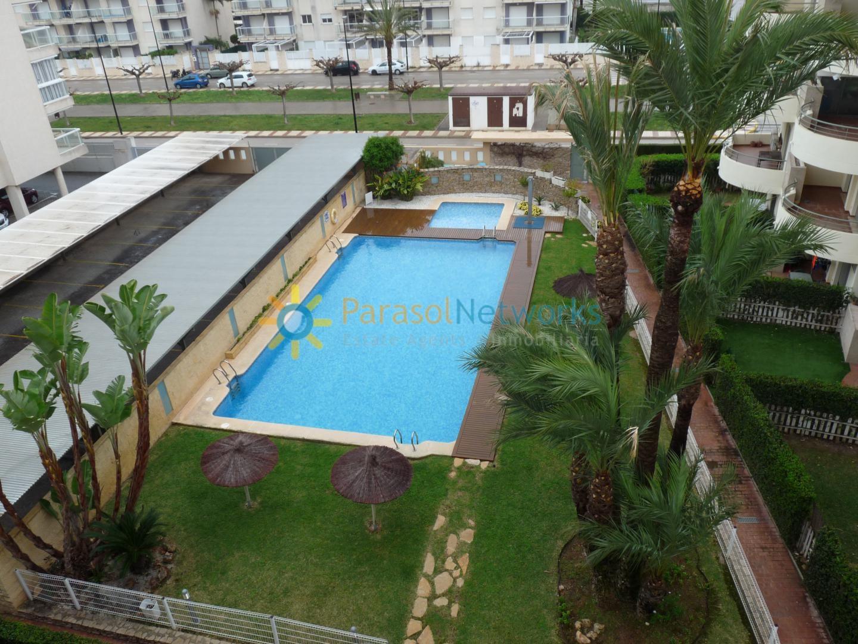 Apartamento en venta en Playa de Daimuz- Ref:758